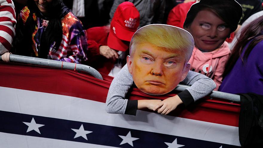 Divided America to cast midterm verdict on Trump's Presidency
