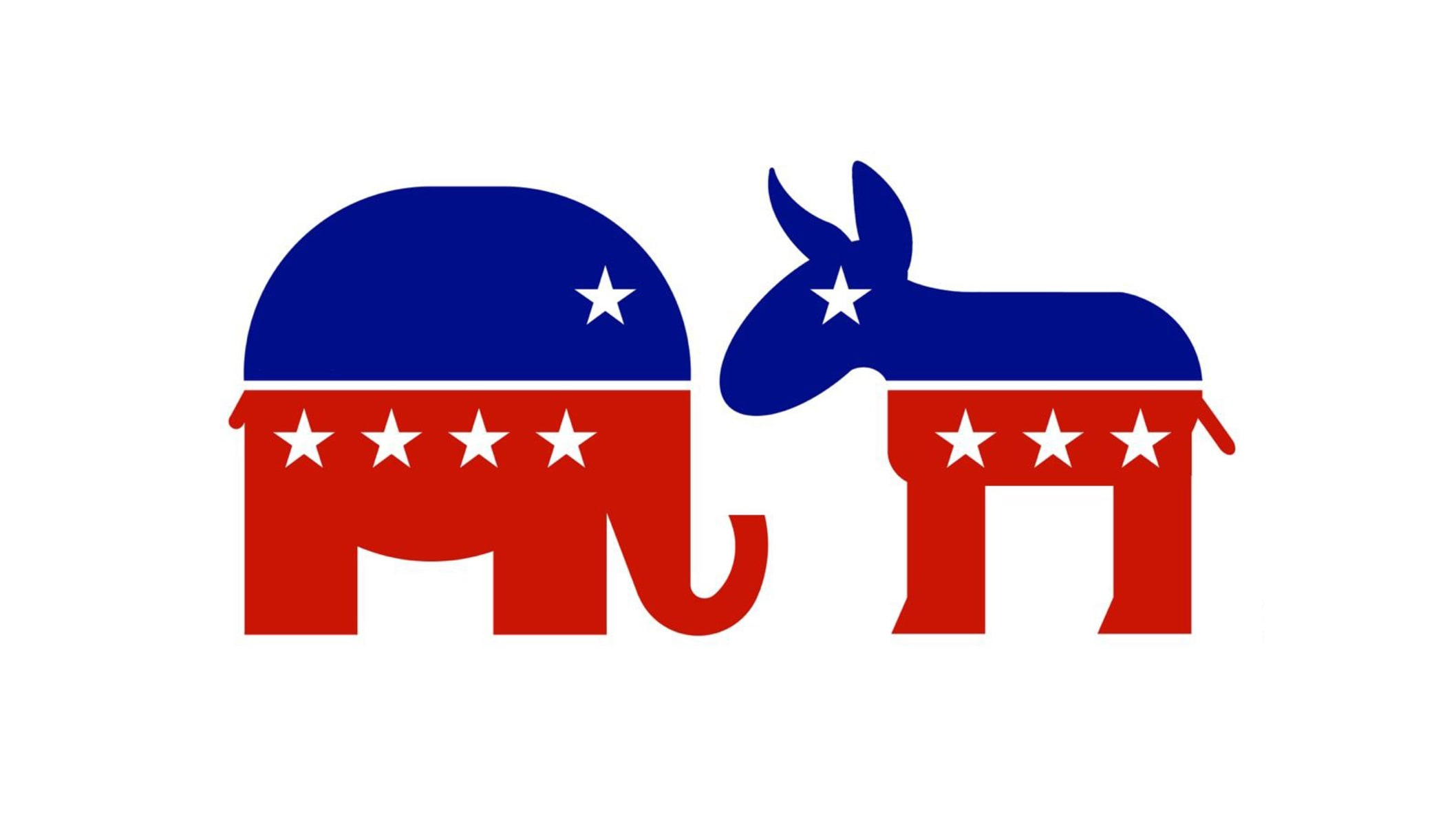 Why Democrats are donkeys and Republicans are elephants