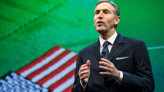 Former Starbucks CEO Howard Schultz hires ex-Obama aide as communications advisor as he mulls running for president in 2020