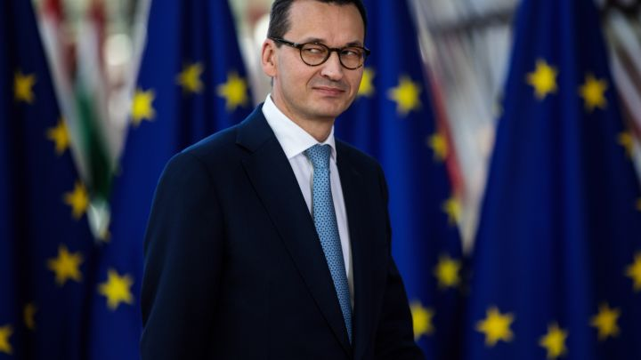 Poland's prime minister accuses the EU of 'discrimination' between member states