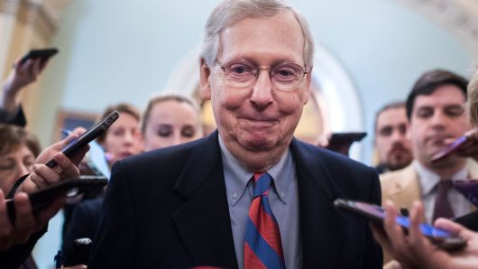 Mitch McConnell is going to force the Senate to vote on Alexandria Ocasio-Cortez's Green New Deal