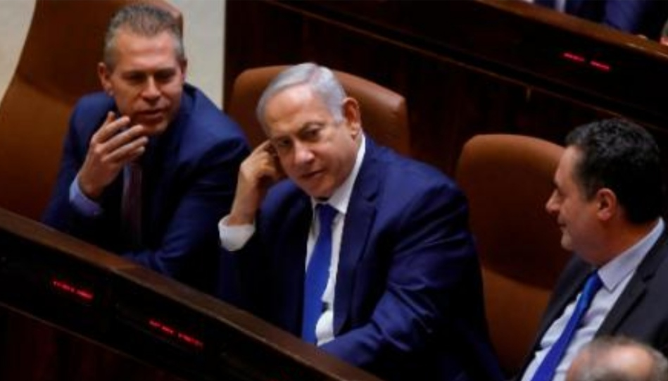 Netanyahu courts 'frightening' extreme right party ahead of elections