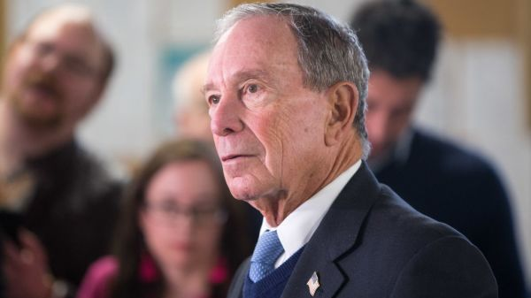 Warren Buffett: I would support Mike Bloomberg for president if he were to run in 2020