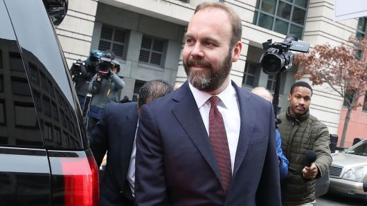 Mueller: Former Trump campaign official Rick Gates 'continues to cooperate' in several investigations