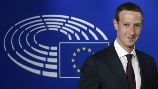 Facebook tightens political ad rules in Europe to stop interference in upcoming elections