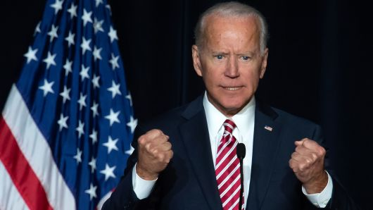 Skeptical Democratic donors tell Joe Biden they will not raise funds for him at the start of the 2020 campaign