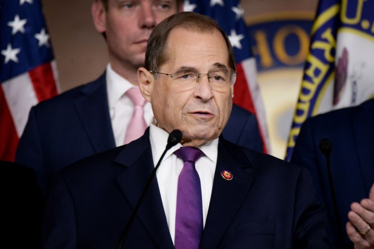 Trump 'richly deserves impeachment,' House Judiciary Chairman Jerry Nadler says
