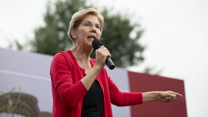 Wall Street is 'terrified' of Elizabeth Warren — Jim Cramer says buy dips in health-care stocks