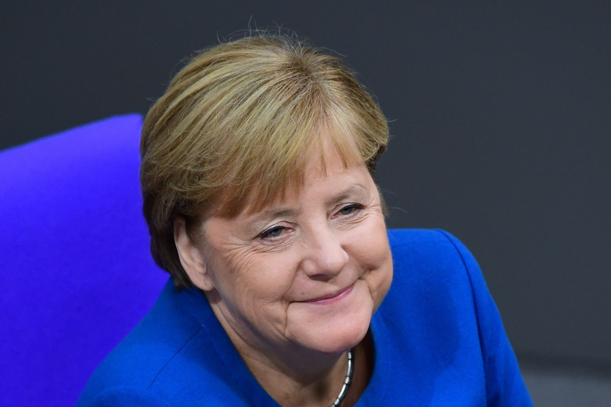 Angela Merkel to make relations with China top priority when Germany takes on EU presidency next year