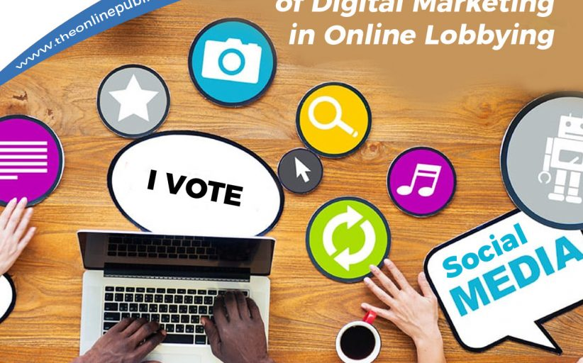 Online Lobbying and YouTube