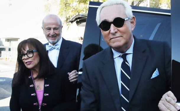 Trump ally Roger Stone found guilty of lying to Congress, witness tampering