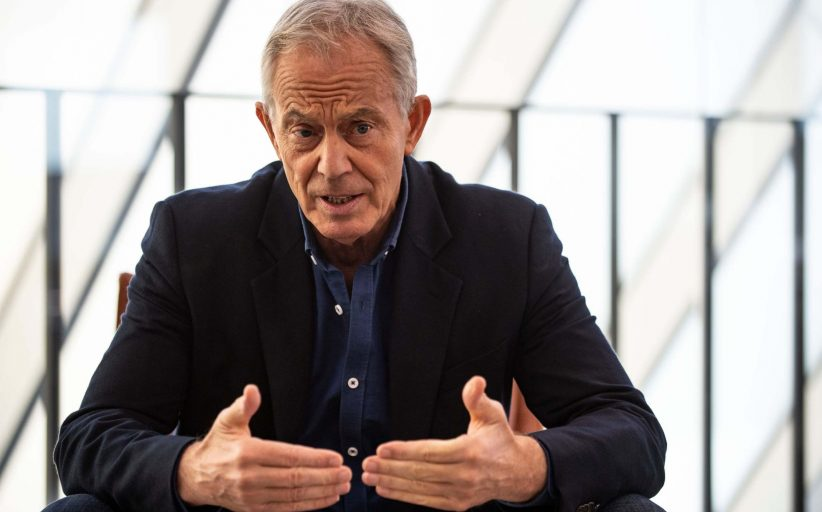 'America First' or 'America Alone?': The US should decide, ex-UK leader Tony Blair says