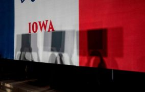 Iowa poll: Likely Democratic caucusgoers are fired up by the election but also exhausted by politics