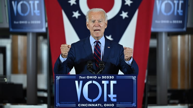 Election 2020 live updates: Biden tells Pennsylvania it will decide the future; Trump confident despite polls
