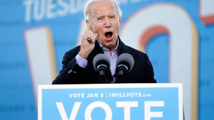 Senate runoffs in Georgia will shape what Biden can achieve in the White House
