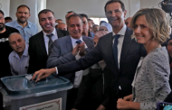 Syrians vote in election set to extend al-Assad's grip on power